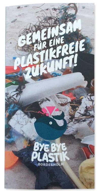 Plastikfreie Zukunft Flyer